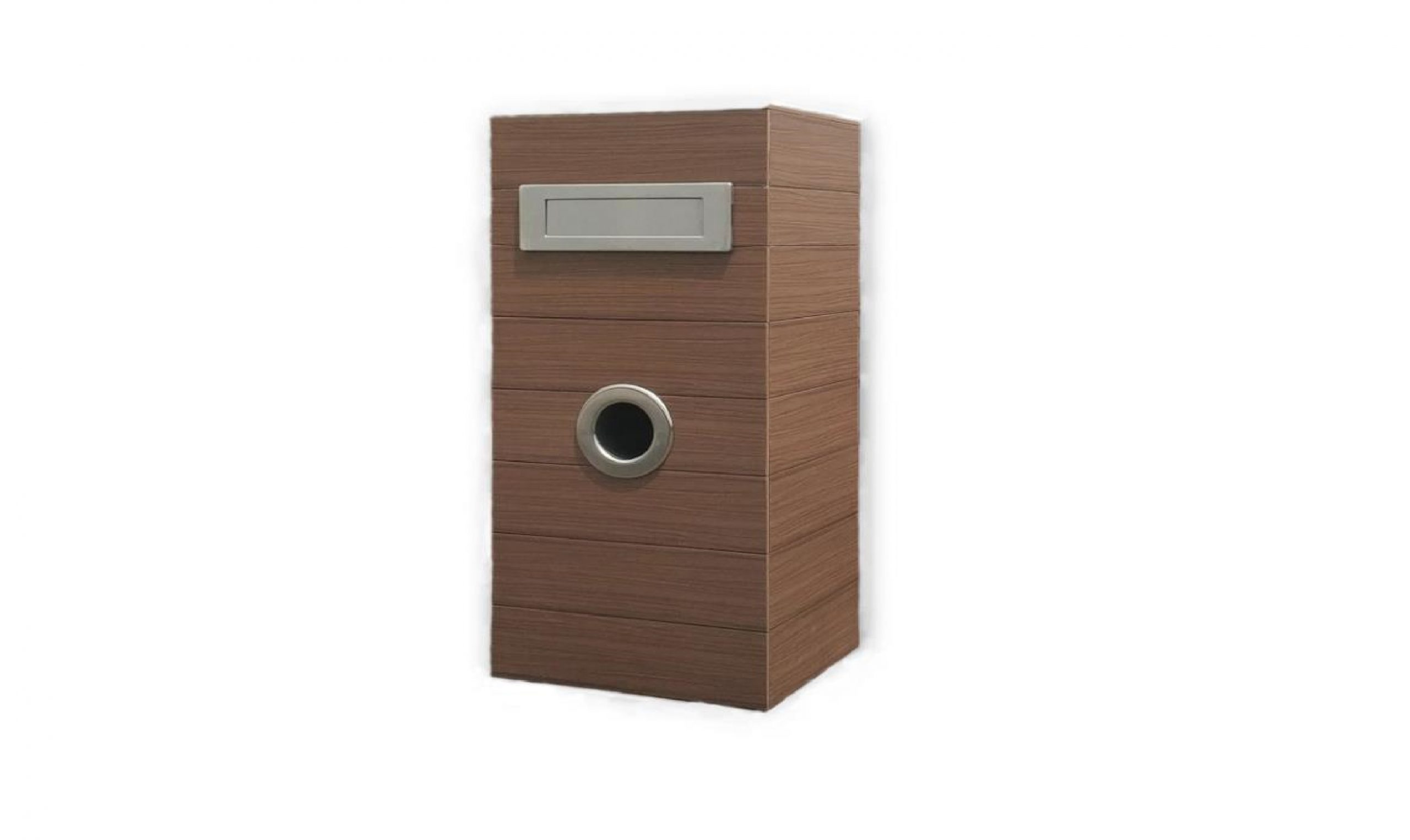 Metal Mailbox ES013
