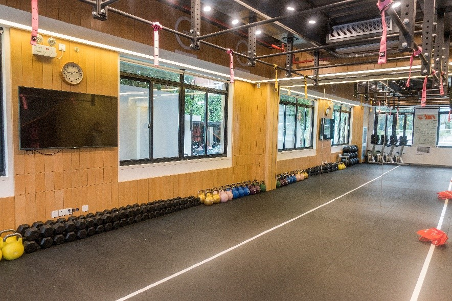 Importance of Rubber Flooring for a Fitness Studio