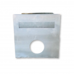 Metal Mailbox JHC 6019